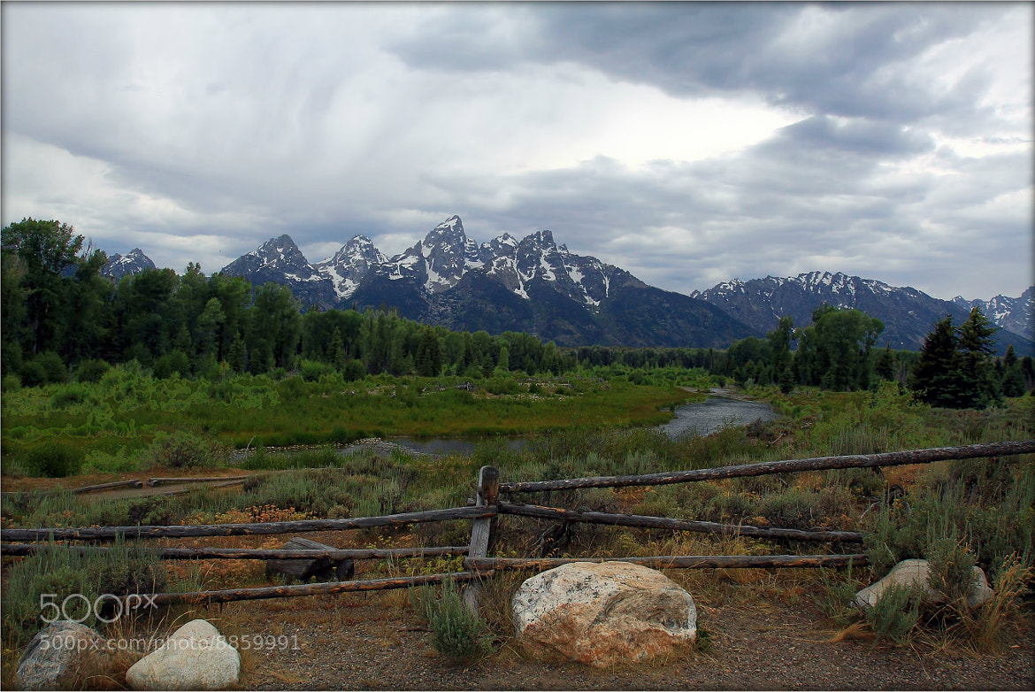 Photograph Grand Teton National Park by Evergreen Photography on 500px
