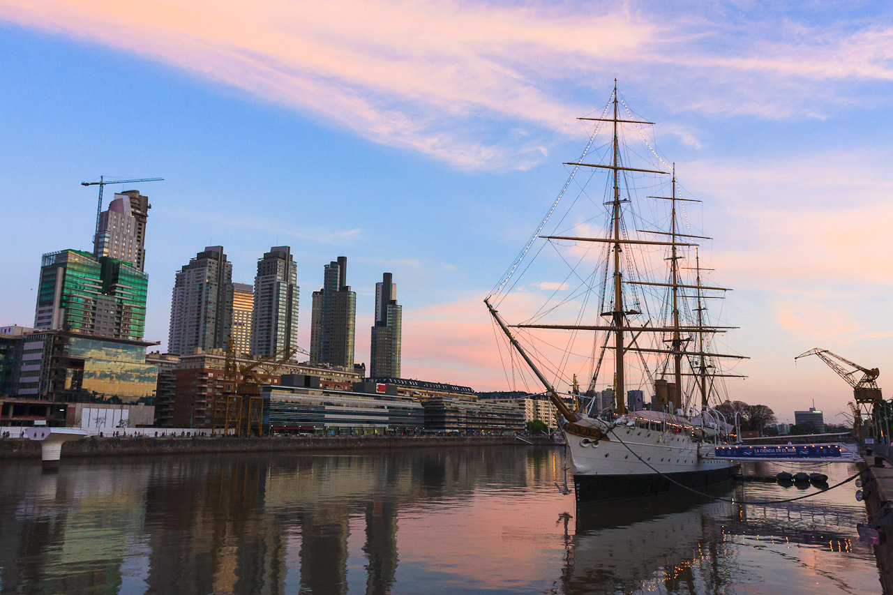 Photograph Puerto Madero, Buenos Aires by Jorge Rodríguez on 500px
