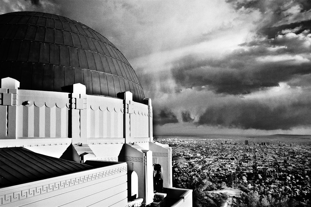 Photograph The Observatory by Jay Warren on 500px