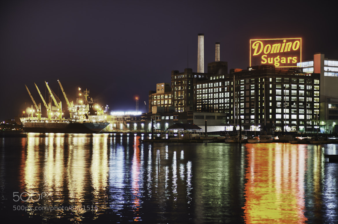 Photograph Domino Sugars Factory by Aaron Stanley on 500px