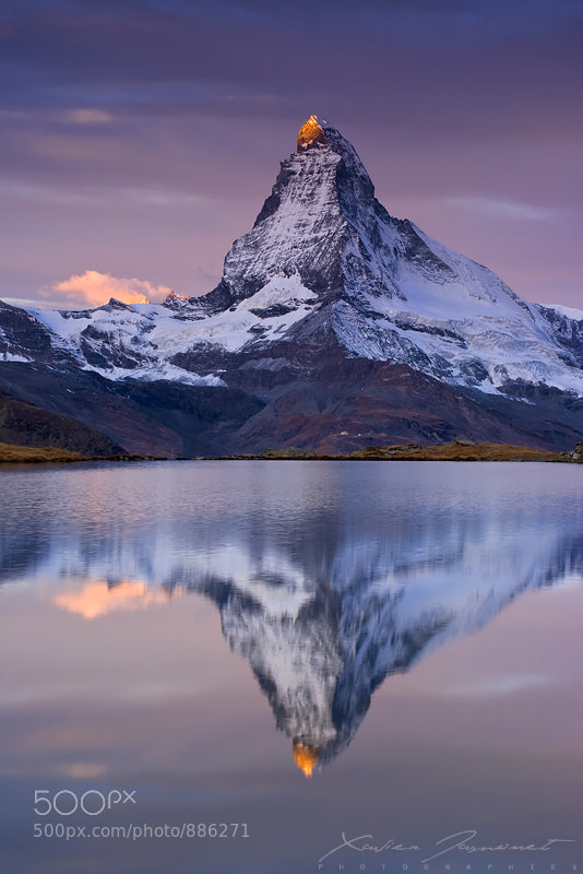 Photograph First light by Xavier Jamonet on 500px