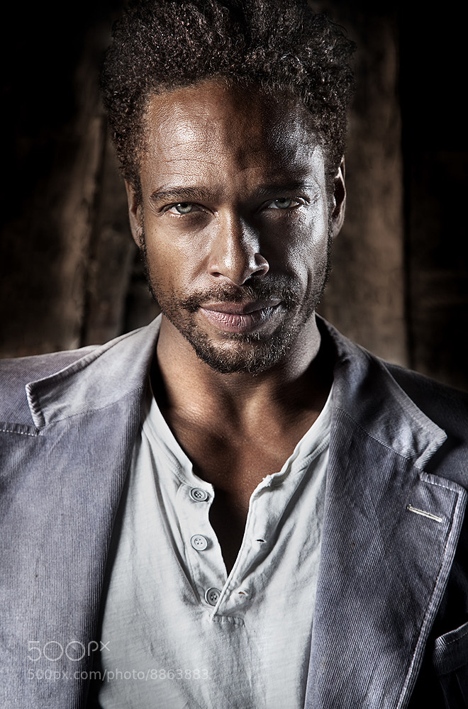Photograph Gary Dourdan by Rebeca  Saray on 500px