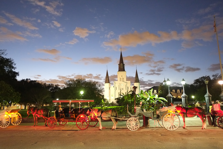 Photograph Jackson Square by arkellsphoto on 500px