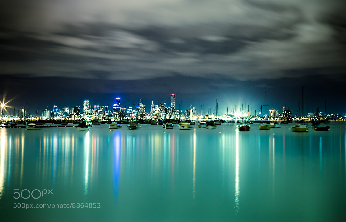 Photograph Melbourne Look  by Thai Hoa Pham on 500px
