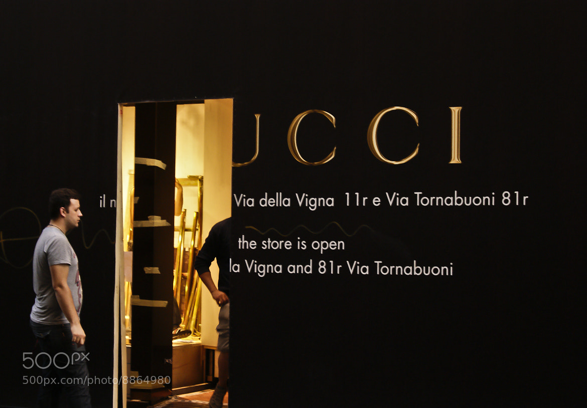 Photograph Gucci by Yolanda Luna on 500px