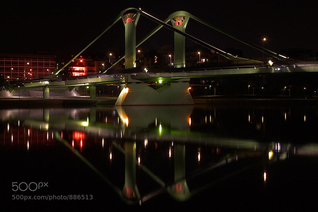 Photograph Mirrorbridge by Thomas Schlueter on 500px