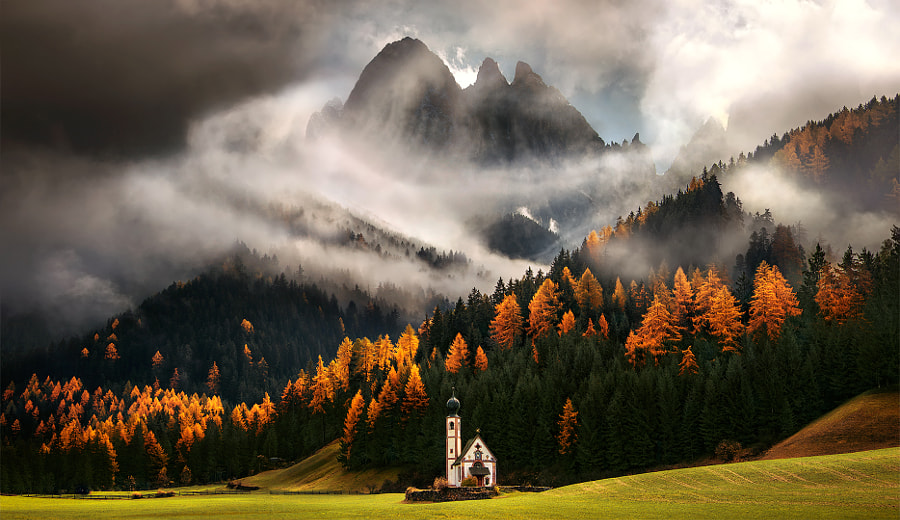 Backup by Max Rive on 500px.com
