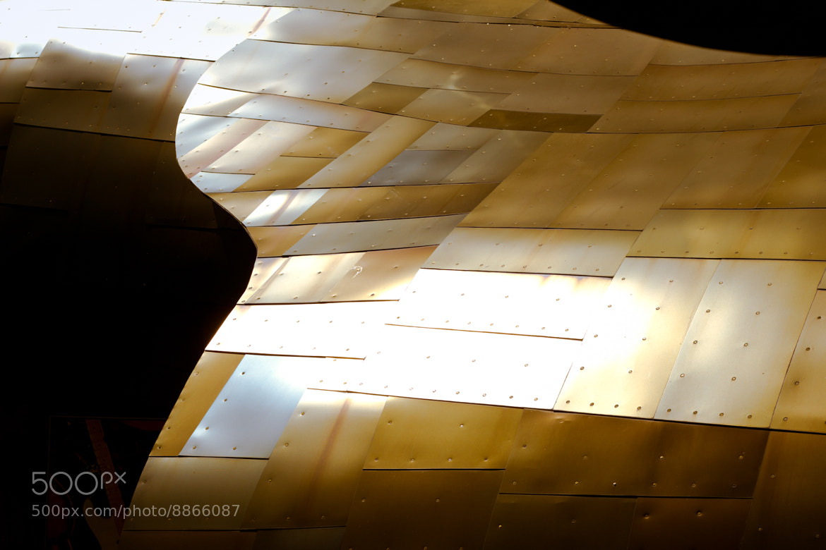 Photograph EMP Museum by Bruno Bergher on 500px