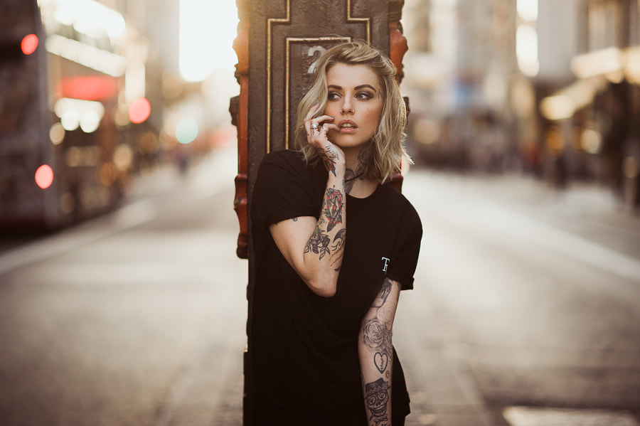 Photograph Courtney's magic by Jakie Photography on 500px