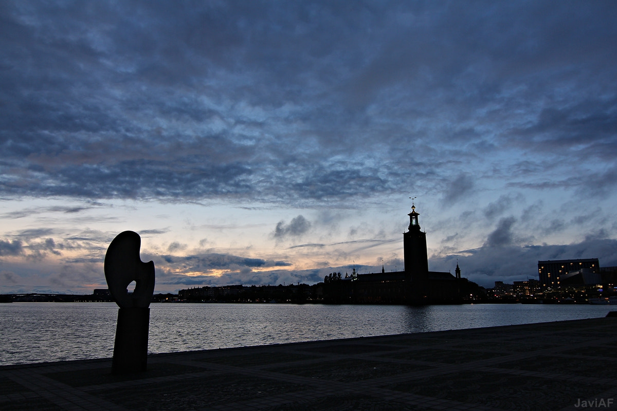 Photograph Stockholm City Hall by JaviAF . on 500px