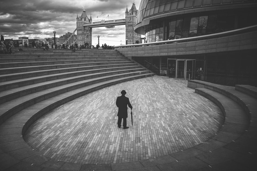 Photograph The Bowler Man (image three) by Sean Byrne on 500px