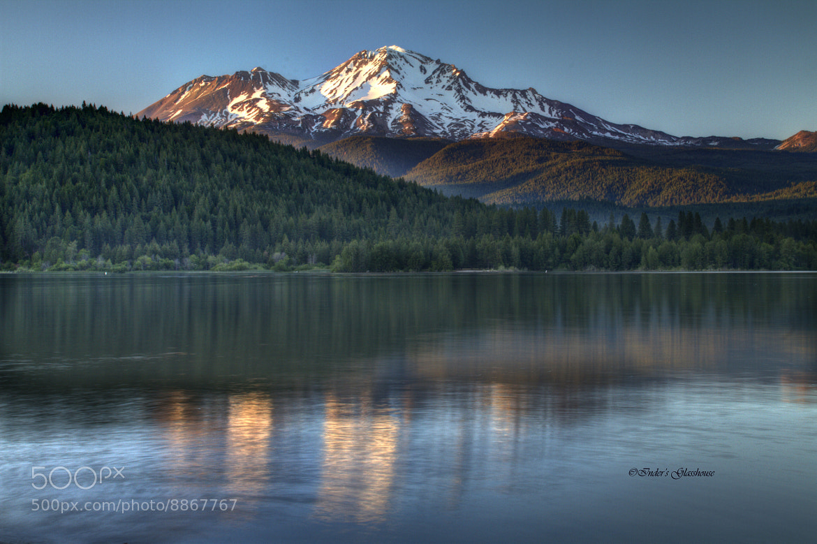 Photograph Mystic Mountain by Inder Wadhwa on 500px