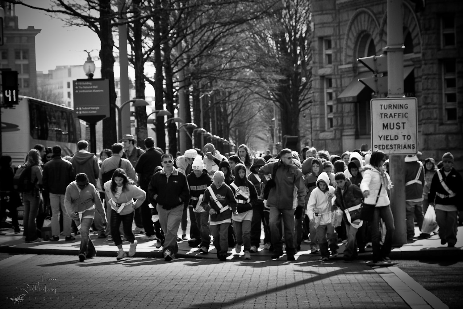 Photograph safety in numbers by Tom Rothenberg on 500px