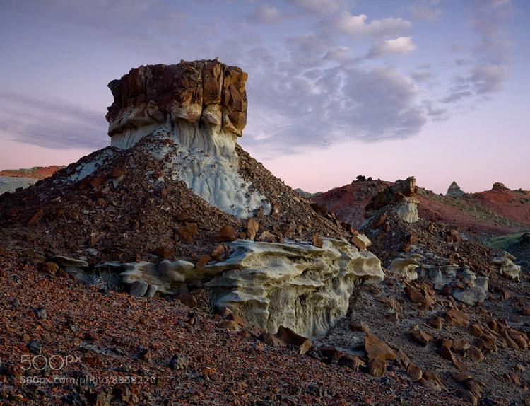 Photograph Bisti Badlands by Cecil  Whitt on 500px