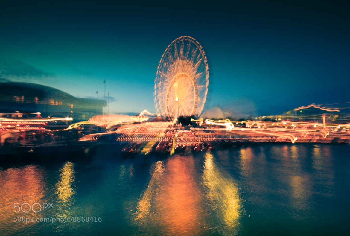 Photograph navy pier by Rami Khan on 500px