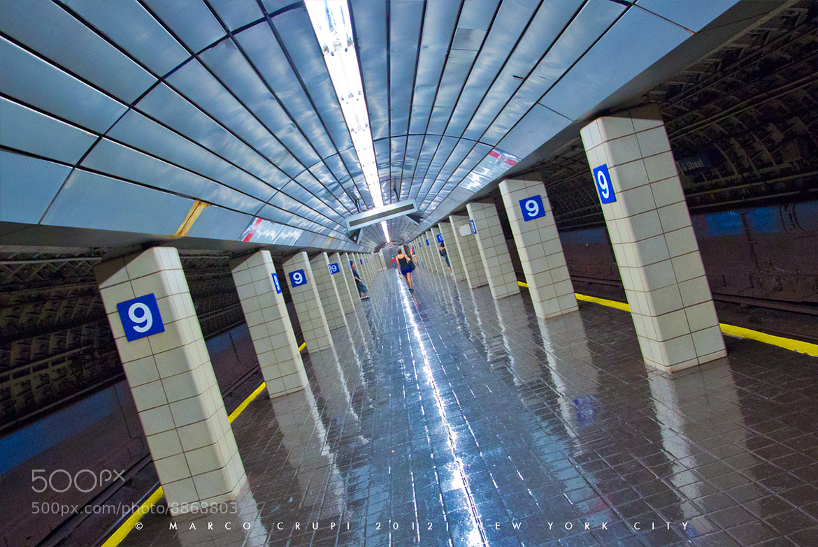 Photograph 9th street station by Marco Crupi on 500px
