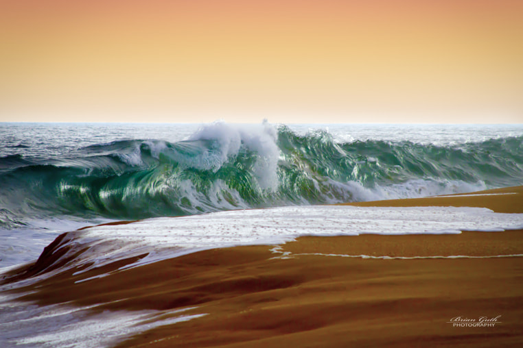 Photograph The Wave by Brian  Guth on 500px