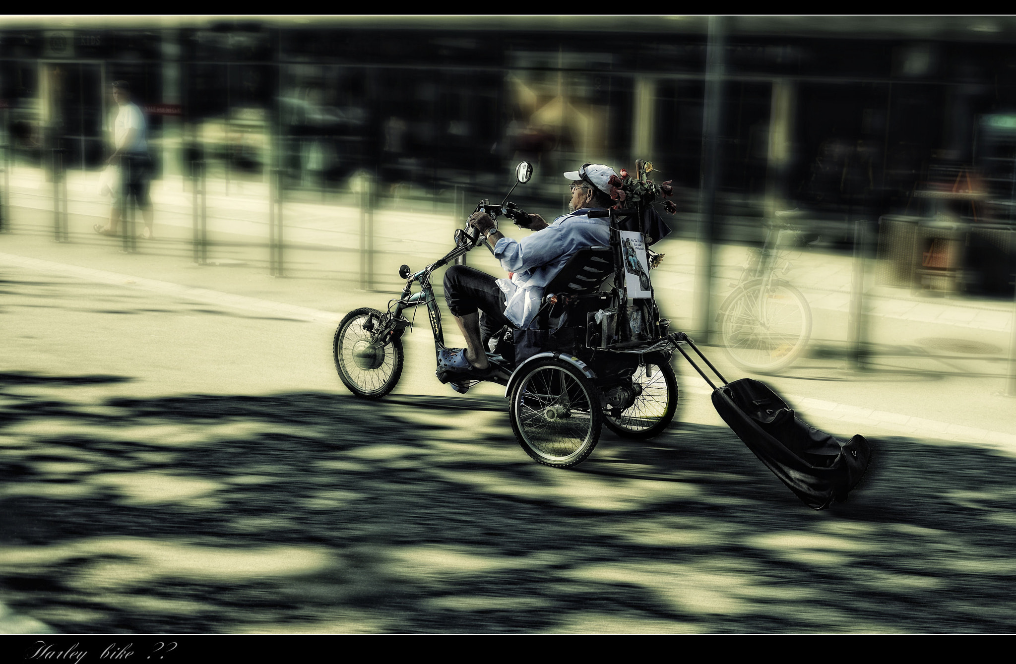 Photograph Harley bike??? by Mayte Weber on 500px