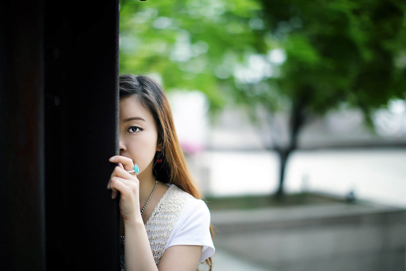 Photograph A way of looking by Sin Dong Kim on 500px