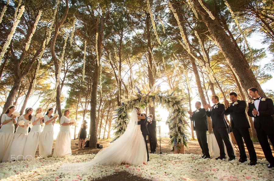 Sugokuii Events Wedding In Capri Amalfi Coast