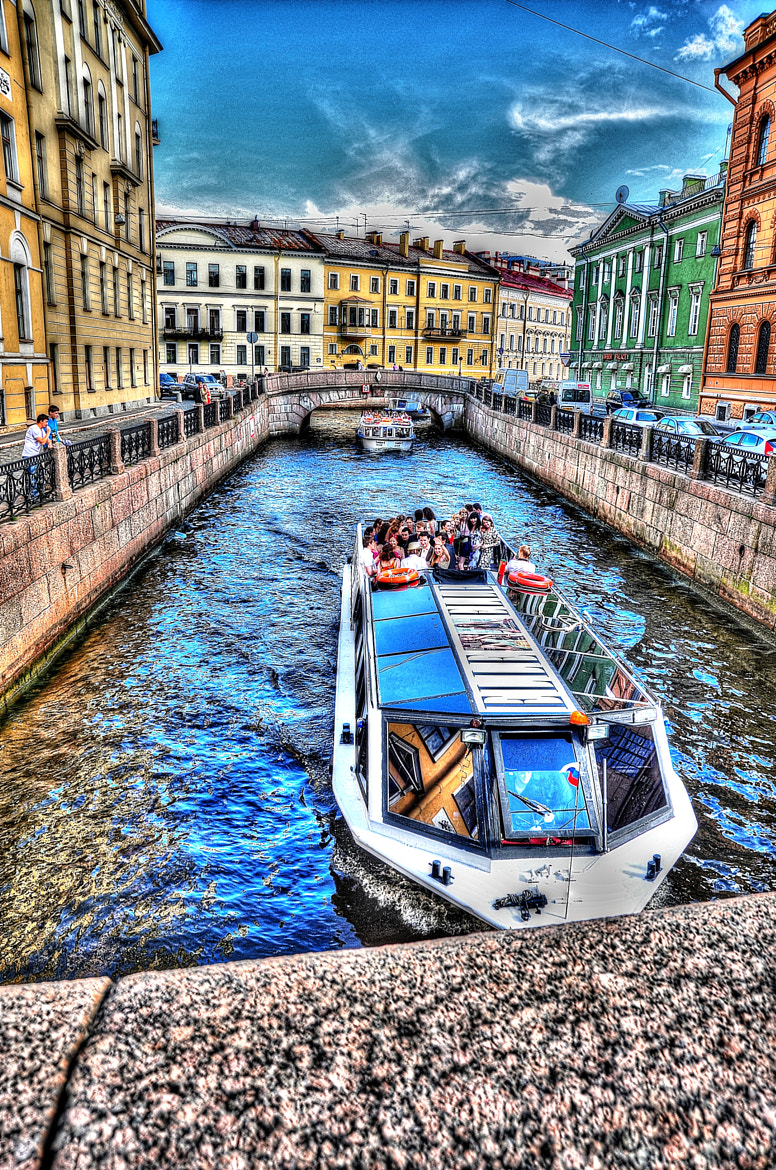 Photograph Canals of St. Petersburg.-1 by VZ Photography on 500px
