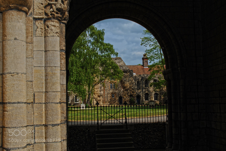 Photograph Bury St Edmund  by Stephanie Veronique on 500px