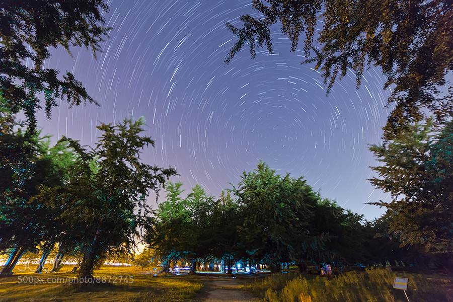 Photograph Stars by Song Hongxiao on 500px
