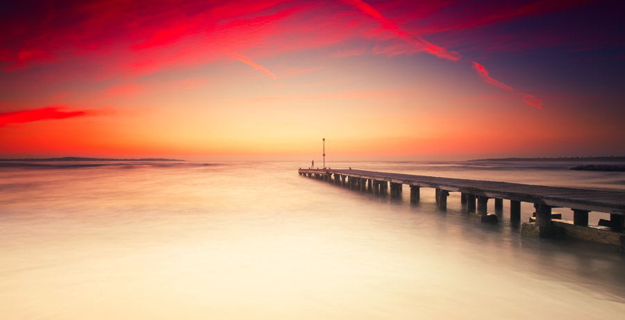 Photograph Waiting for Sunrise... by Eric Rousset on 500px