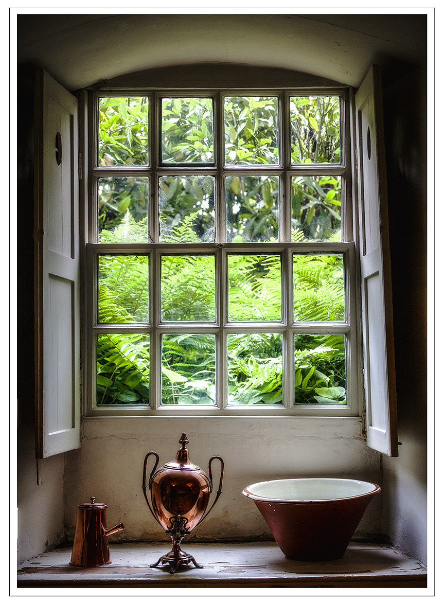 Photograph The Old Window by Eric Renno on 500px