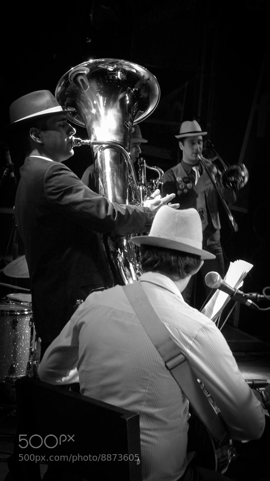 Photograph it all about jazz! by Rúben Almeida on 500px