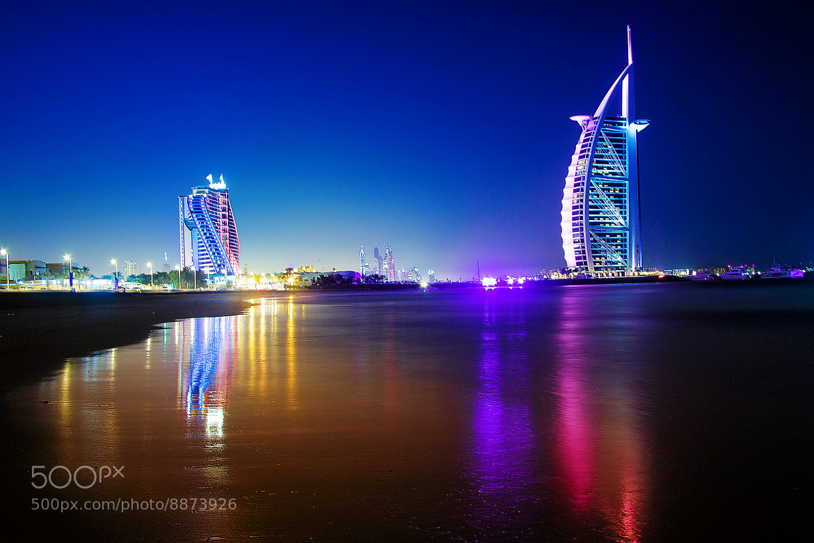 Photograph Jumeira Beach View by CHRISTIAN DE LARA on 500px
