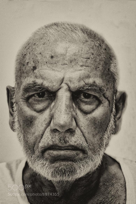 Photograph Grandfather by Üçüncü Tekil  Şahıs on 500px