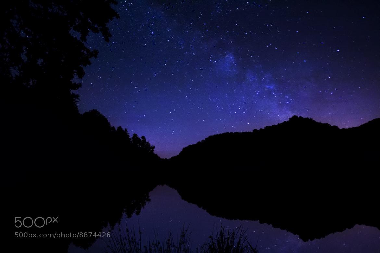 Photograph Night Sky Above Trakošćan by Tomica Šincek on 500px