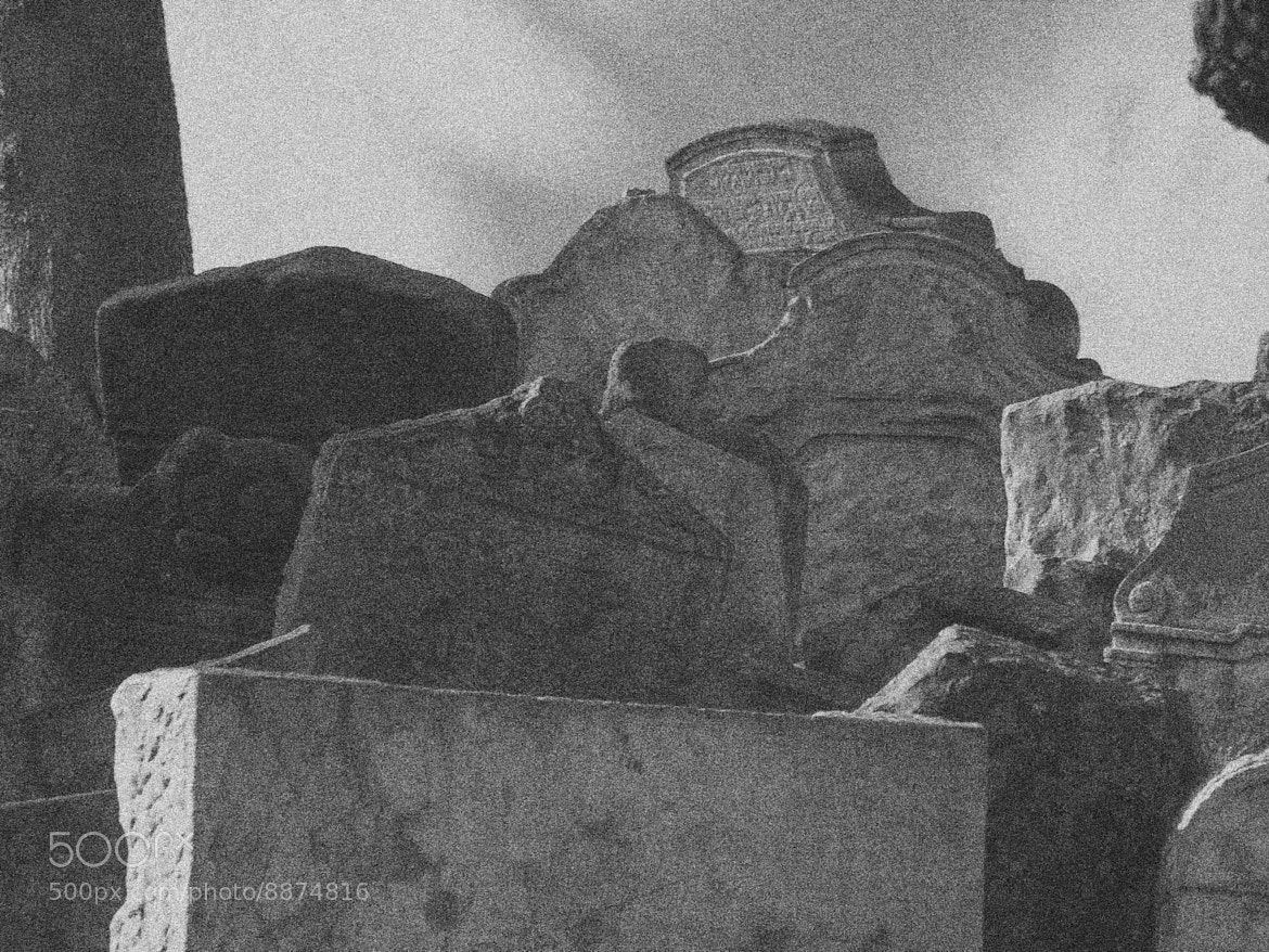 Photograph Grave stones by Mika  on 500px