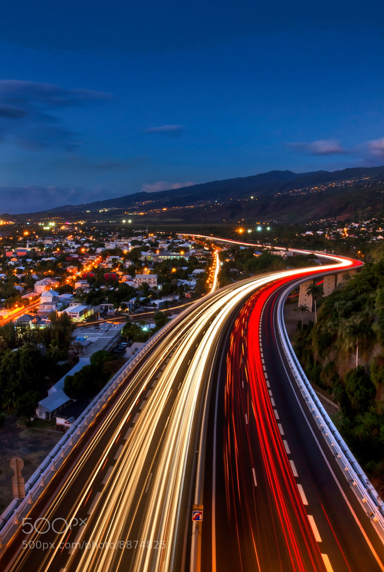 Photograph The Highway by Sébastien DEL GROSSO on 500px