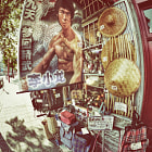 ������, ������: Bruce Lee @ Chinatown Vancouver