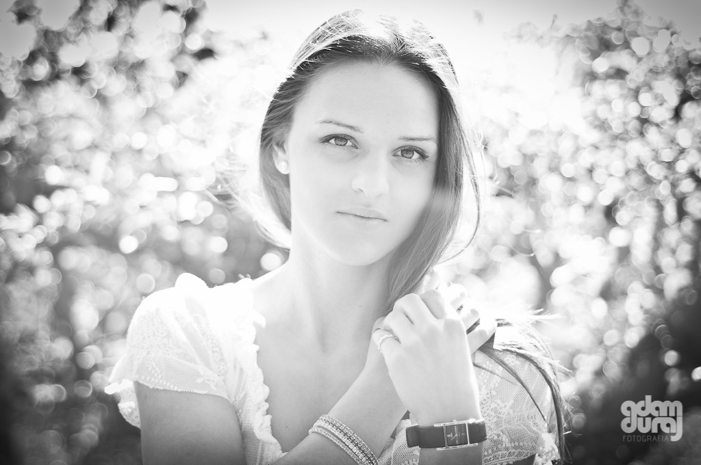 Photograph Sunny portrait with Sonia by Adam Duraj on 500px