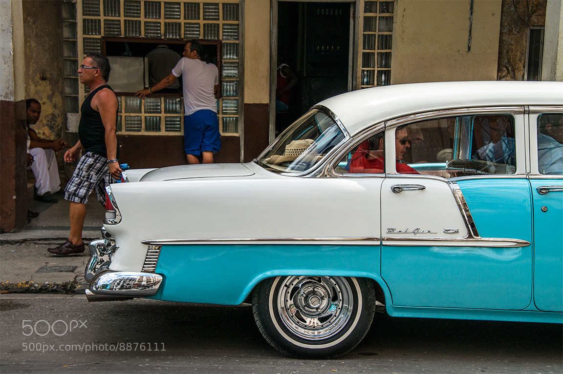 Photograph Backseat in a Belair by Scott Kelby on 500px