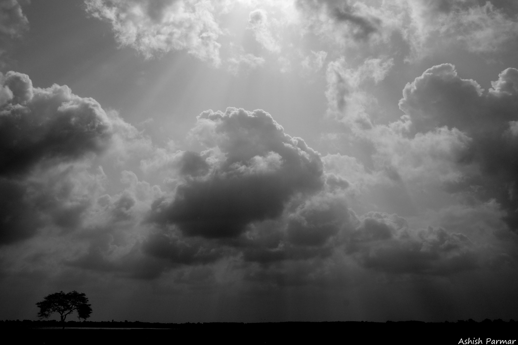 Photograph ~Rays from Heaven~ by Ashish Parmar on 500px