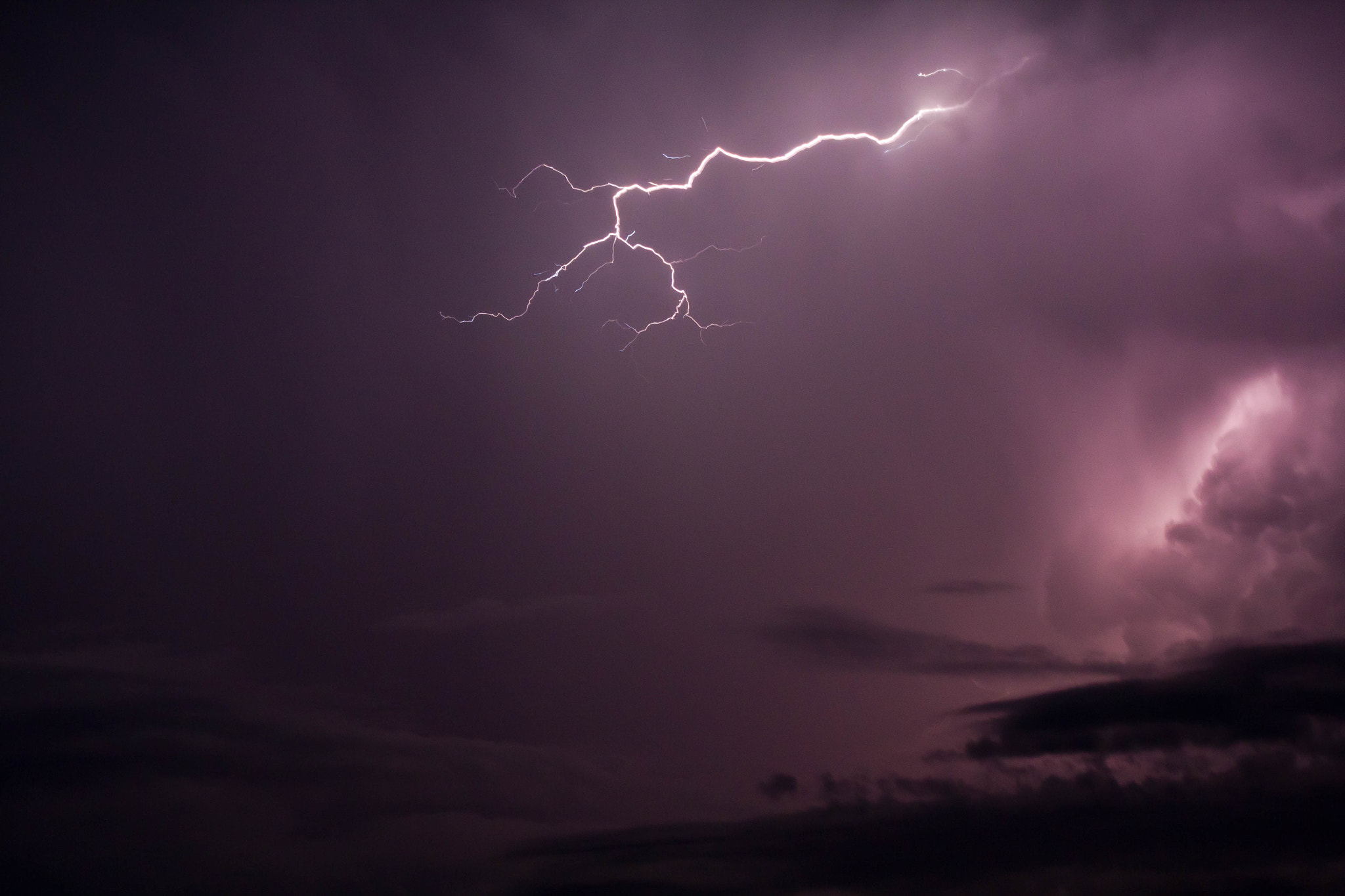 Photograph Lightning  by Sorn  Seang Heng on 500px