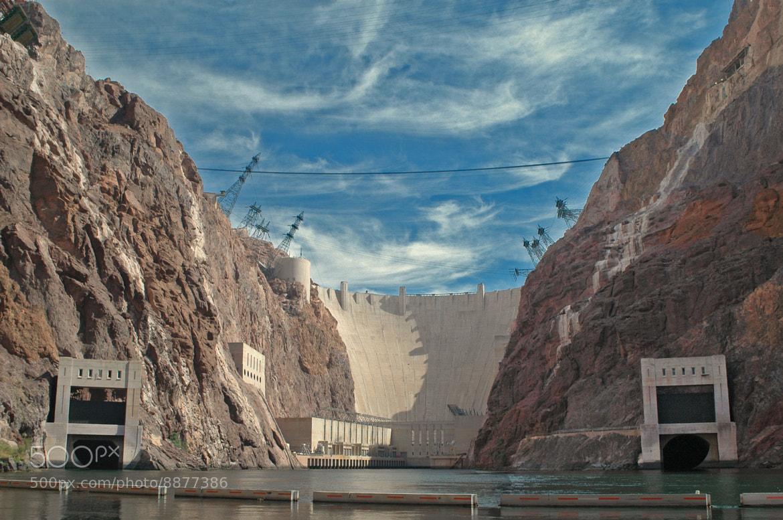 Photograph Hoover Dam by Steve Sorenson on 500px