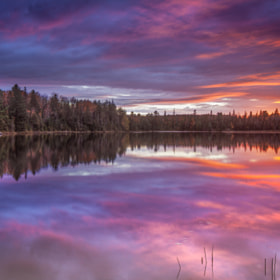 Canadian Sunset by Mark Brodkin (mbrodkin)) on 500px.com