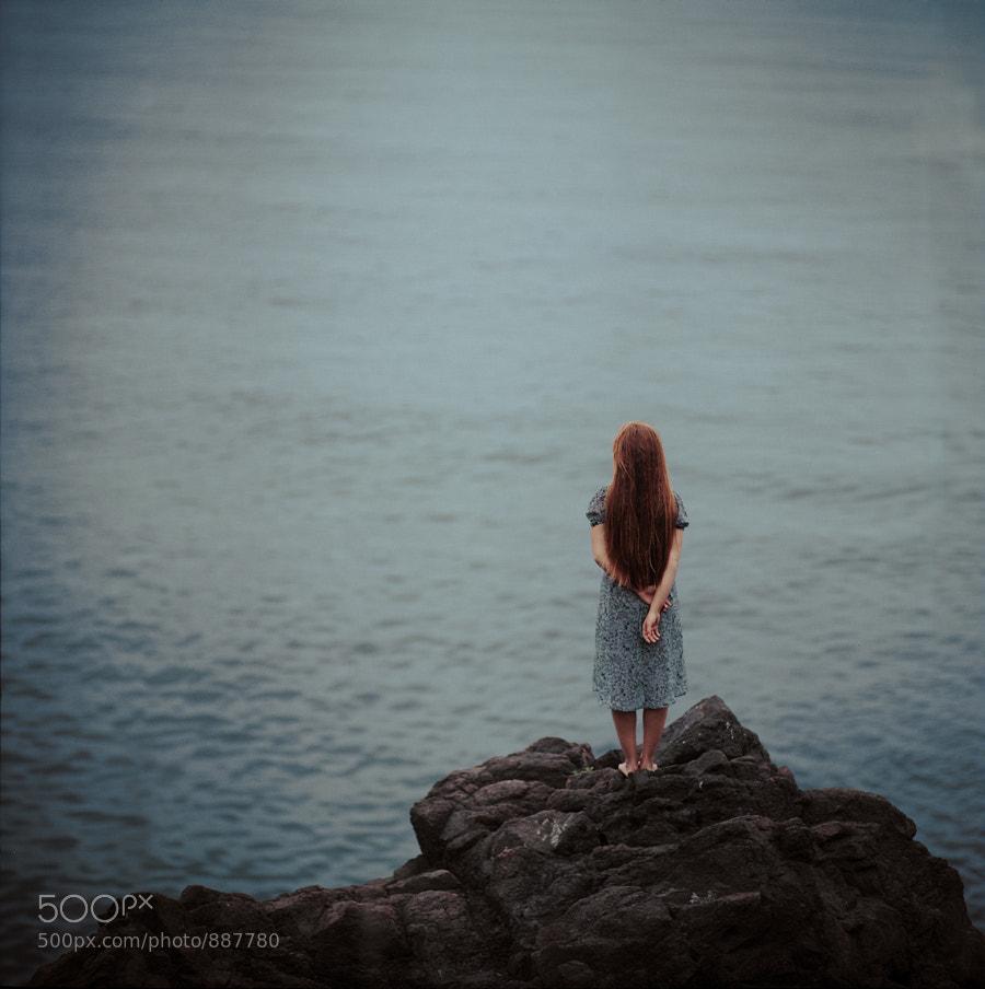 Photograph sea calm by Daria Savina on 500px