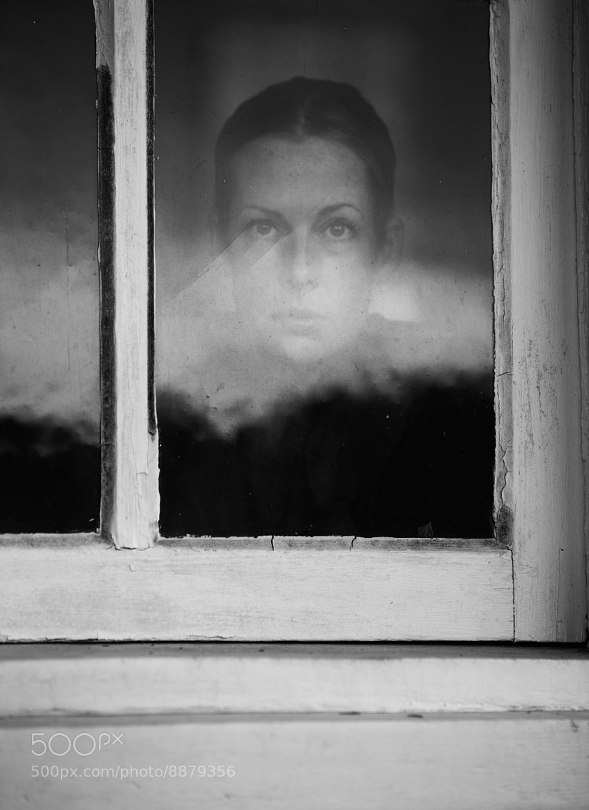 Photograph At the window by Alessandra Manzotti on 500px