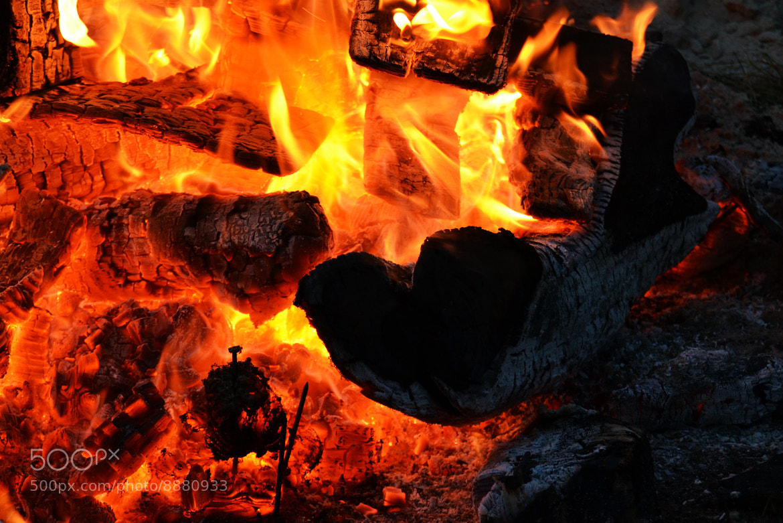 Photograph Burning heart by Caroline  bp on 500px