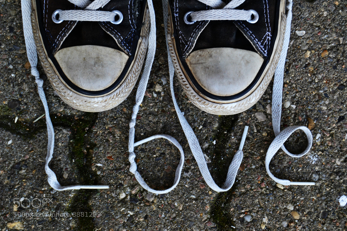 Photograph Converse by Caroline  bp on 500px
