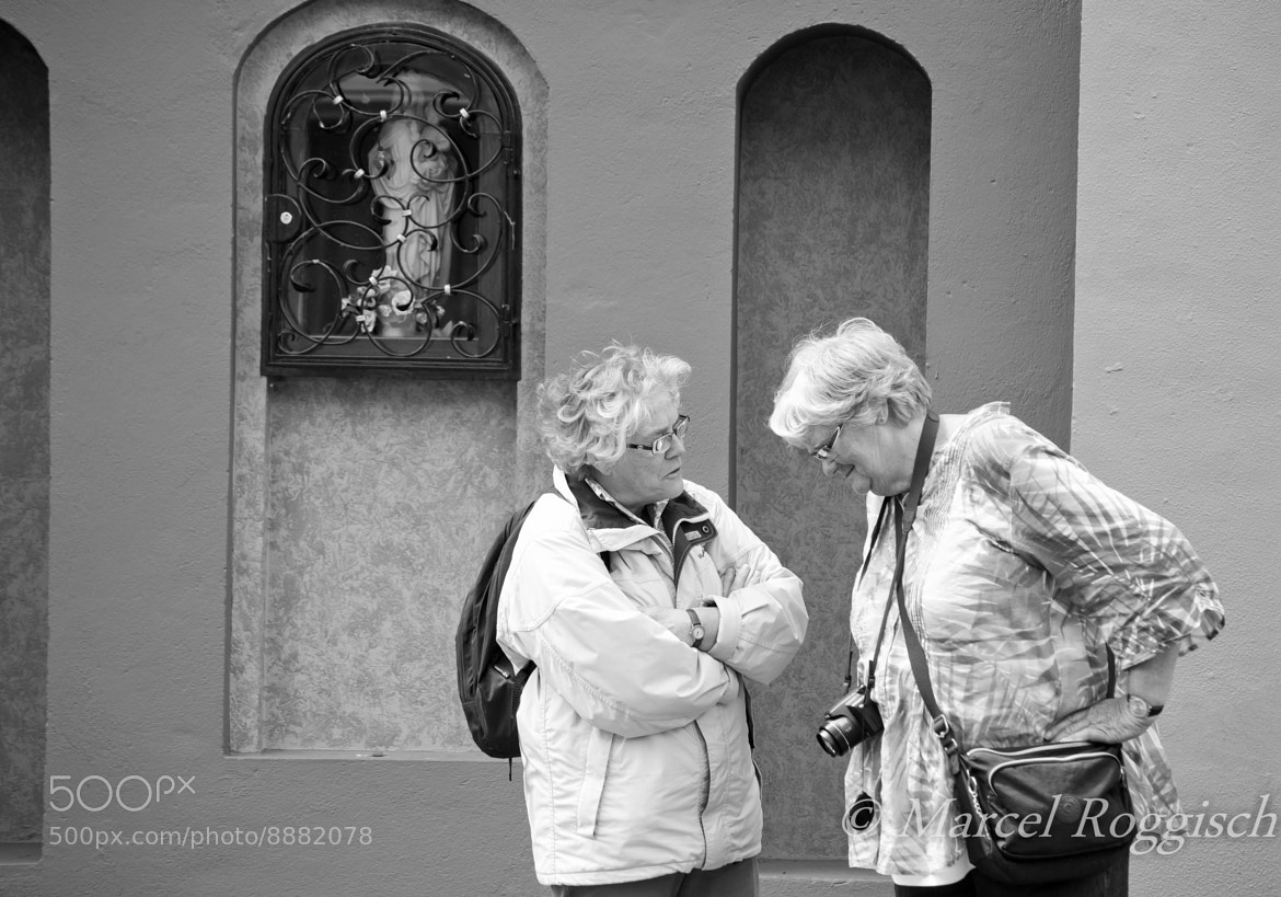 Photograph Maria is Watching by Marcel  Roggisch on 500px