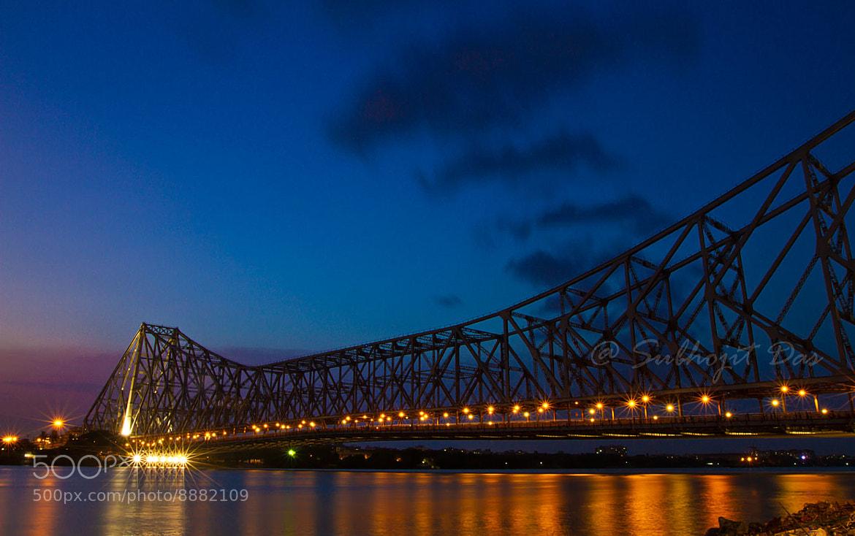 Photograph Rabindra setu by Subhojit Das on 500px