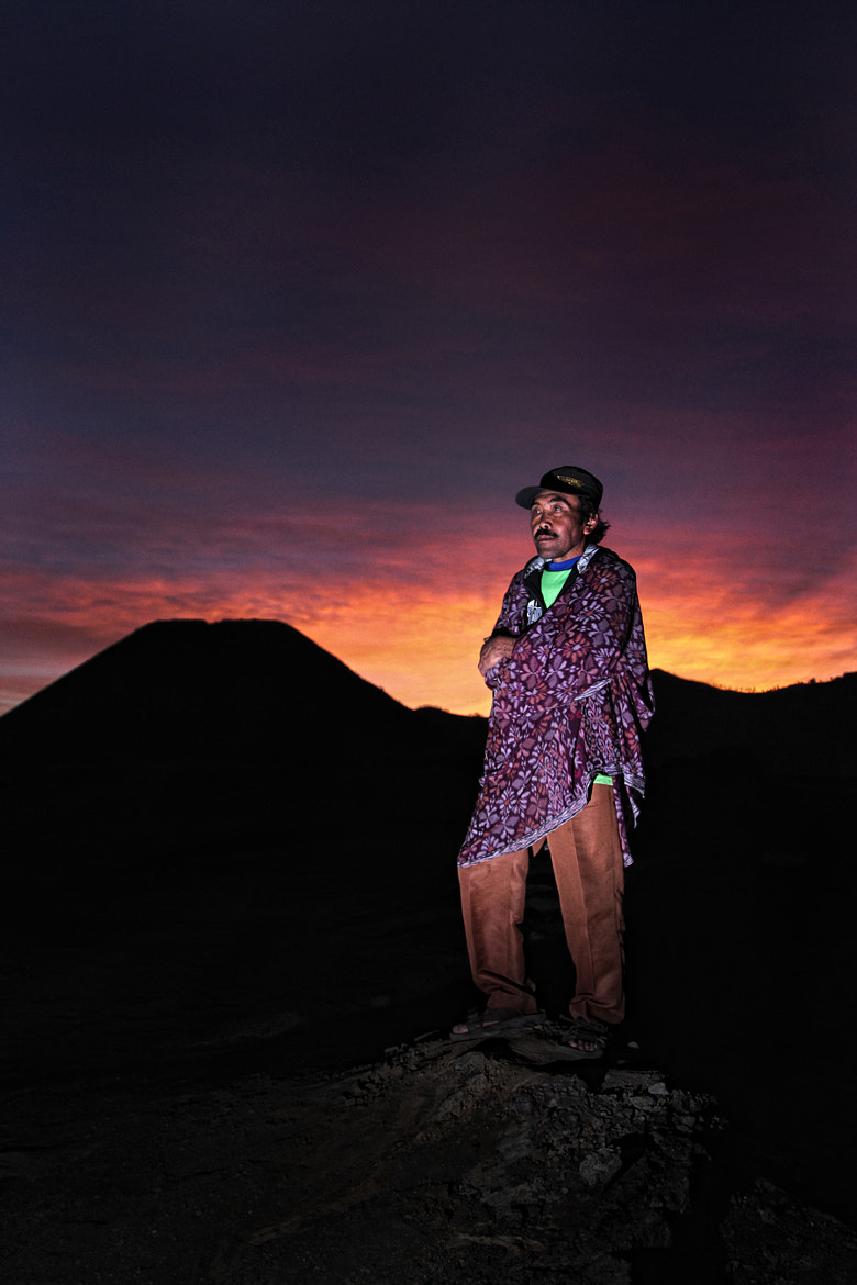 Photograph Guardian of Mount Bromo by Ari Wid on 500px
