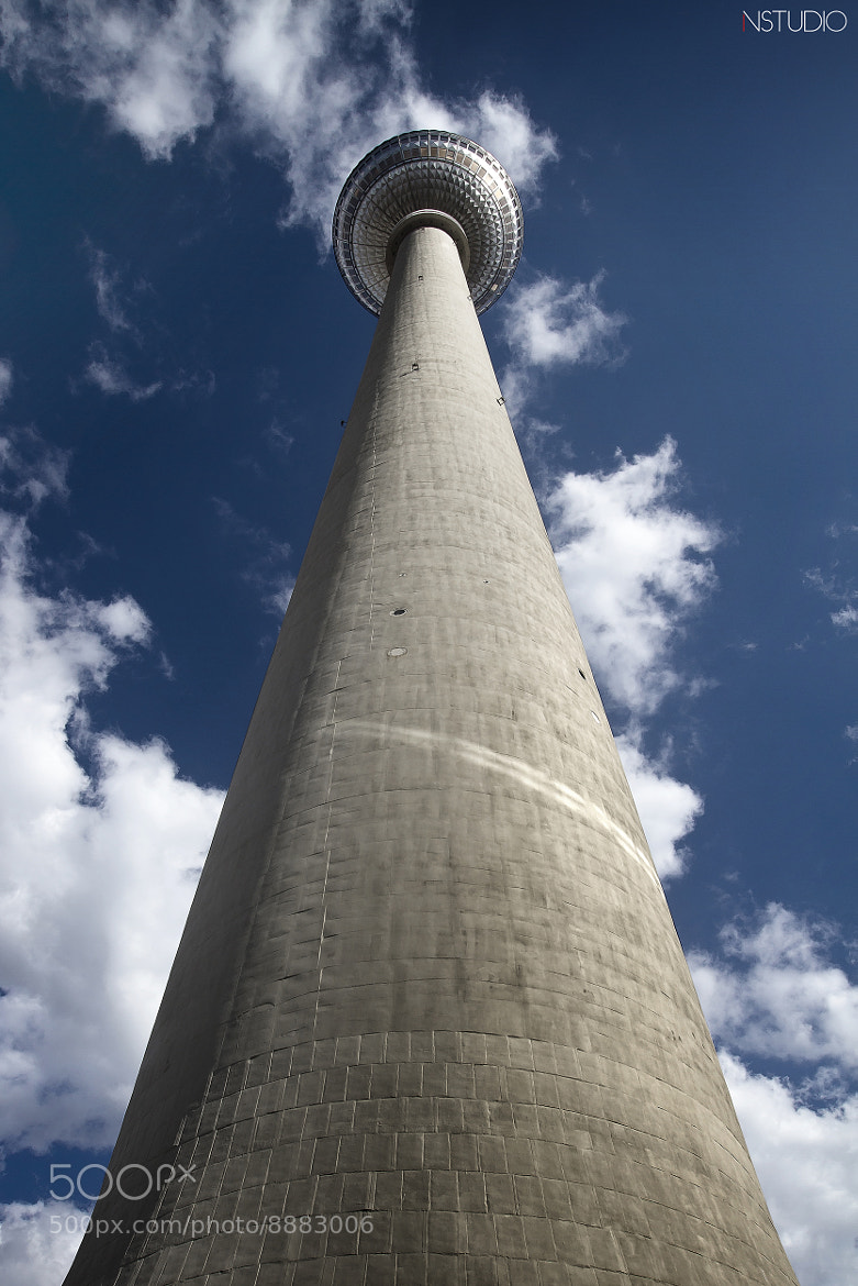 Photograph Berlin - Fernsehturm TV Tower I by NSTUDIO PHOTO on 500px